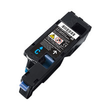 Genuine Dell YX24V Cyan Toner for 1250c,  1350cnw, 1355cnw Laser Printers, 700 Page Yield