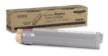 Xerox 106R01078 (106R1078) High Yield Magenta OEM Laser Toner Cartridge