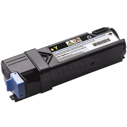Original Dell 8GK7X Yellow Toner Cartridge