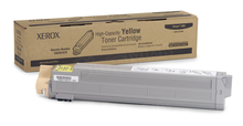 Xerox 106R01079 (106R1079) High Yield Yellow OEM Laser Toner Cartridge