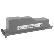 Canon GPR2 (10,600 Pages) Black Laser Toner Cartridge - Compatible 1389A004AA