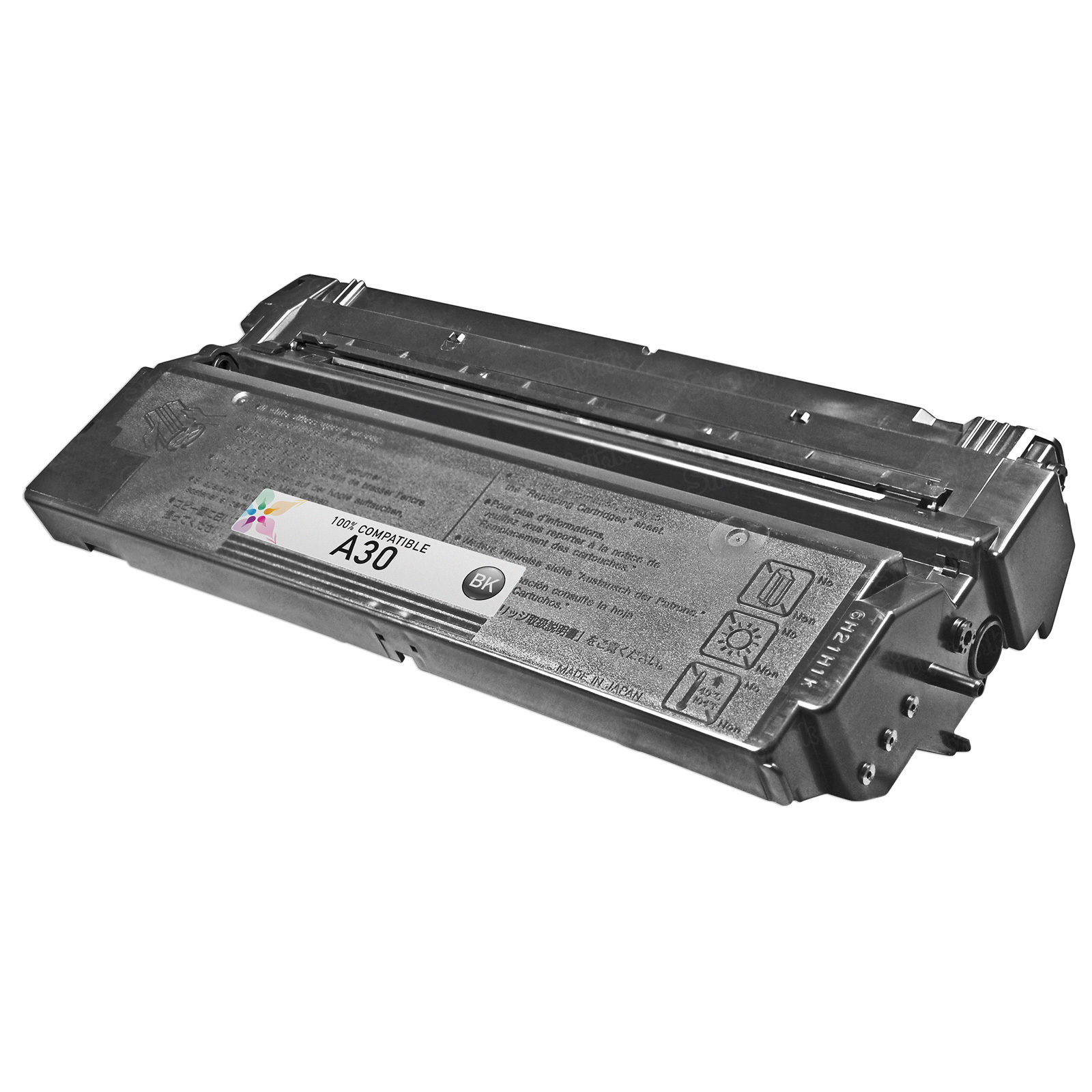 Canon Compatible A30 Black Toner Cartridge