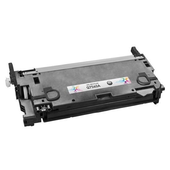 Remanufactured Replacement Black Laser Toner for HP 314A