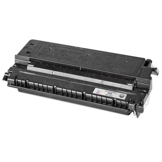 Canon Compatible E40 Black Toner Cartridge