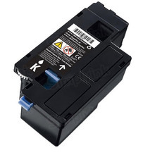 Genuine Dell XKP2P Black Toner for 1250c,  1350cnw, 1355cnw Laser Printers, 700 Page Yield