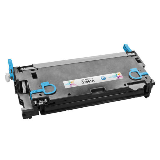 Remanufactured Replacement Cyan Laser Toner for HP 314A
