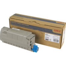 Okidata OEM Black 45396212 Toner Cartridge 15K Page Yield