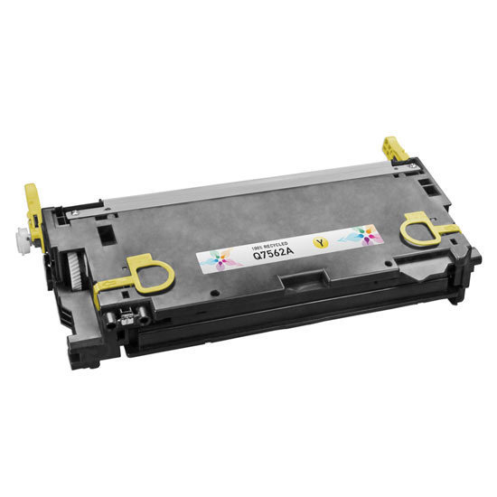 Remanufactured Replacement Yellow Laser Toner for HP 314A