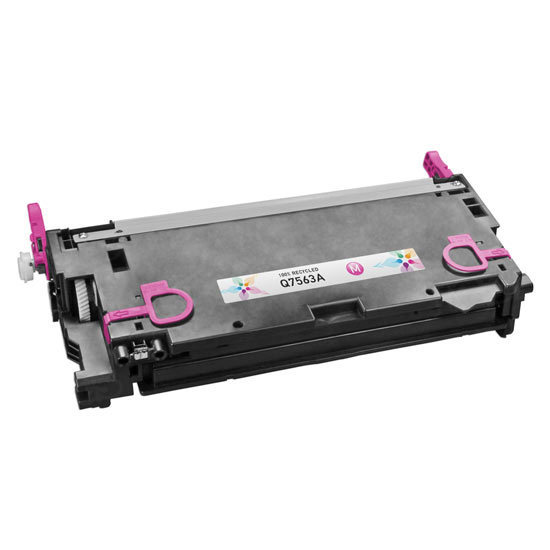 Remanufactured Replacement Magenta Laser Toner for HP 314A