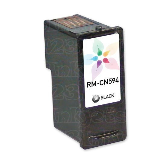 Remanufactured Ink Cartridge for Dell JP451 HY Black Series 11