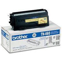 OEM Brother TN460 HY BlackLaser Toner