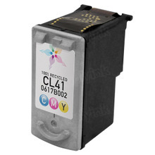 Remanufactured Canon CL41 Color Ink Cartridges