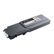 Original Dell 331-8424 (NC5W6) Cyan Laser Toner Cartridges
