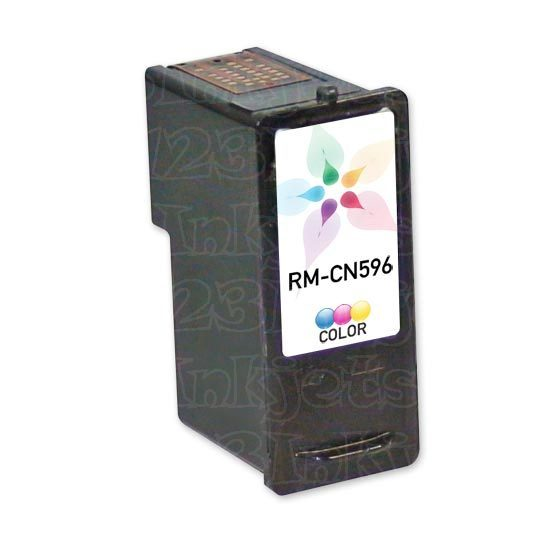 Remanufactured Ink Cartridge for Dell CN596 HY Color Series 11