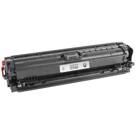 Remanufactured Replacement Black Laser Toner for HP 307A