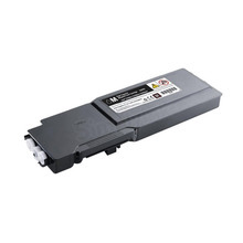 Original Dell 331-8423 (MN6W2) Magenta Laser Toner Cartridges