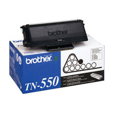 Brother OEM Black TN550 Toner Cartridge