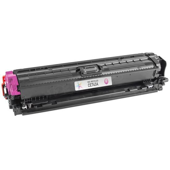 Remanufactured Replacement Magenta Laser Toner for HP 307A