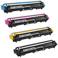 Brother TN221, TN225 Compatible HY Toners (Set of 4) - Black, Cyan, Magenta, Yellow