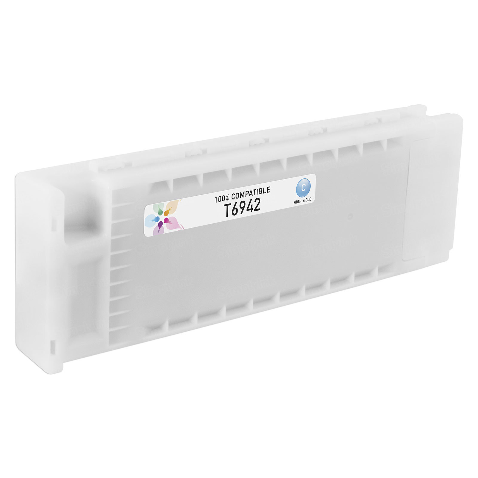 Epson Cyan Compatible T6942 Ink Cartridge