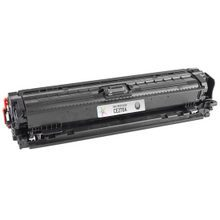 Remanufactured Replacement for HP CE270A (650A) Black Laser Toner Cartridge