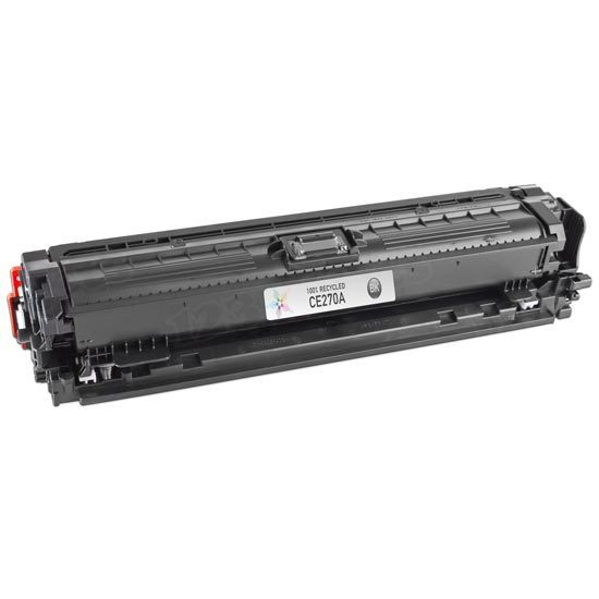 Remanufactured Replacement Black Laser Toner for HP 650A