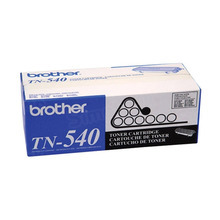 Brother OEM Black TN540 Toner Cartridge