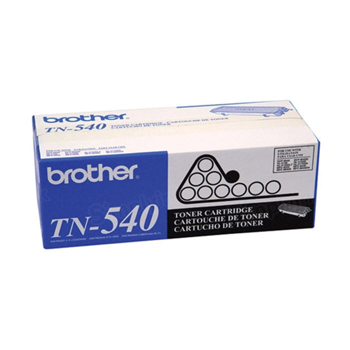 OEM Brother TN540 Black Toner Cartridge