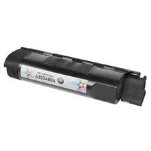 Compatible Okidata 43034804 Black Laser Toner Cartridges for the Oki C3200, C3100 1.5K Page Yield