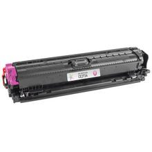 Remanufactured Replacement for HP CE273A (650A) Magenta Laser Toner Cartridge