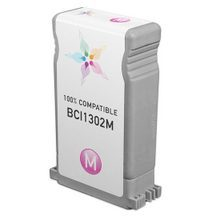 Compatible Canon BCI1302M Magenta Ink Cartridges for the imagePROGRAF W2200