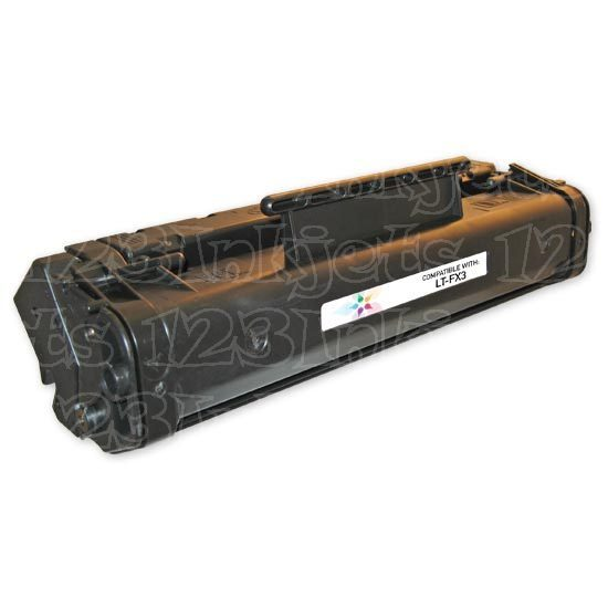Canon Compatible FX3 Black Toner Cartridge