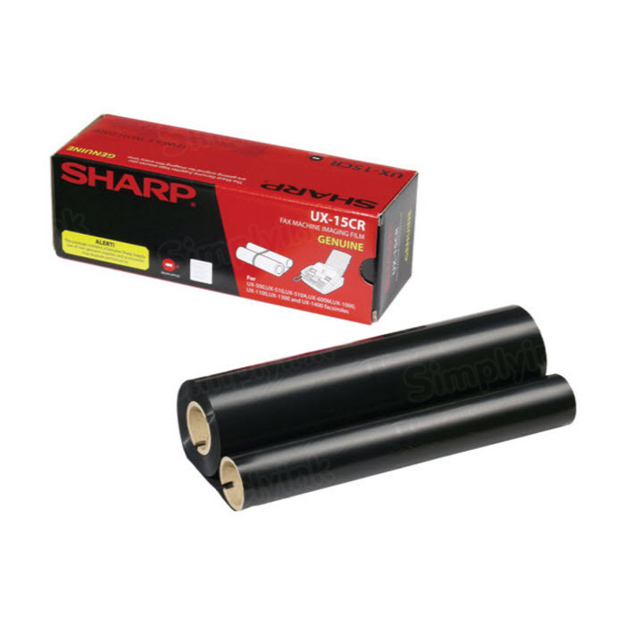 OEM Sharp UX-15CR Black Toner Cartridge