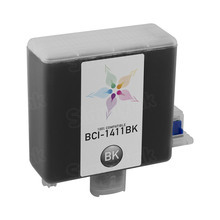 Compatible Canon BCI-1411BK Black Ink Cartridges for the imagePROGRAF W7200 & W8200