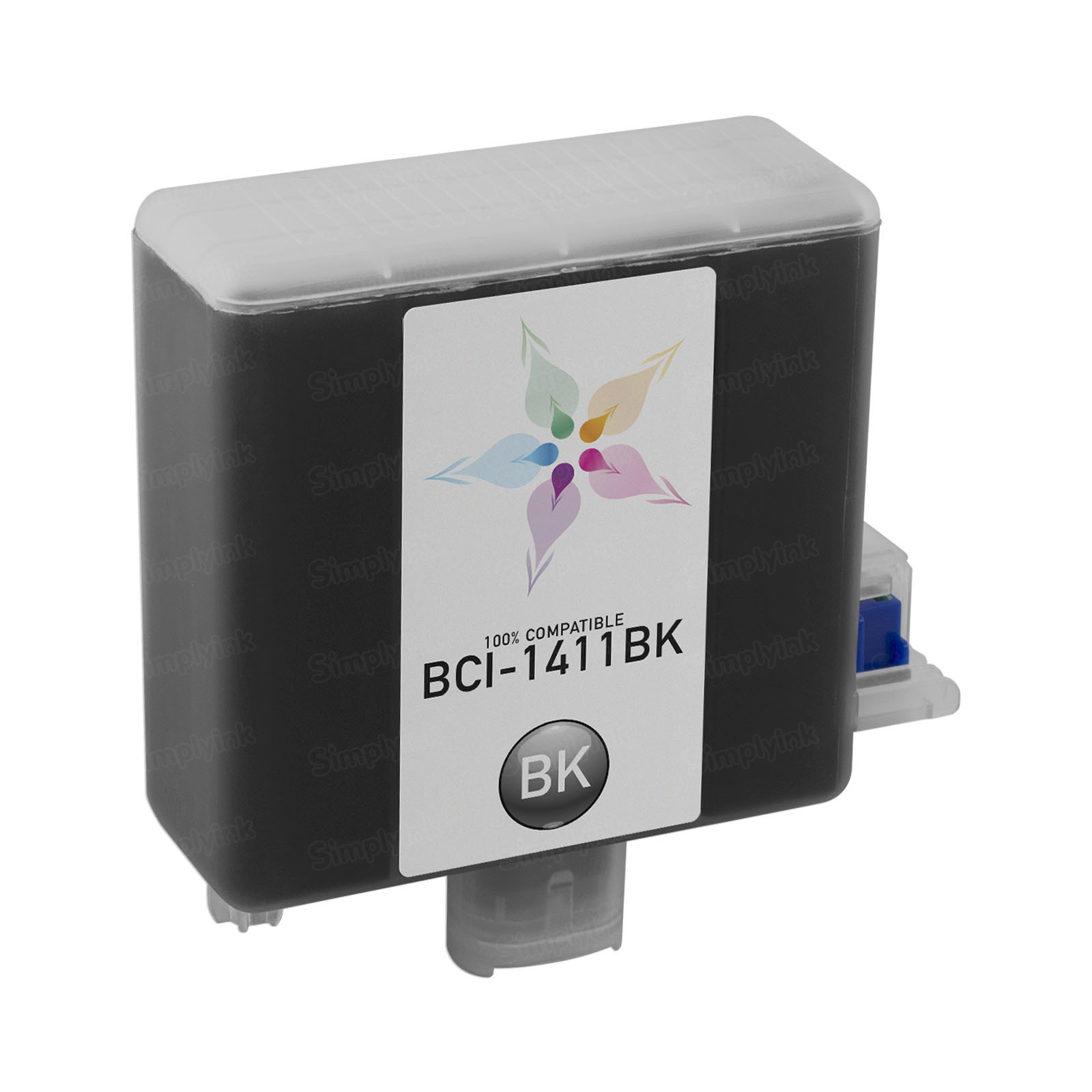 Canon Compatible BCI-1411BK Black Ink for imagePROGRAF W7200 & W8200