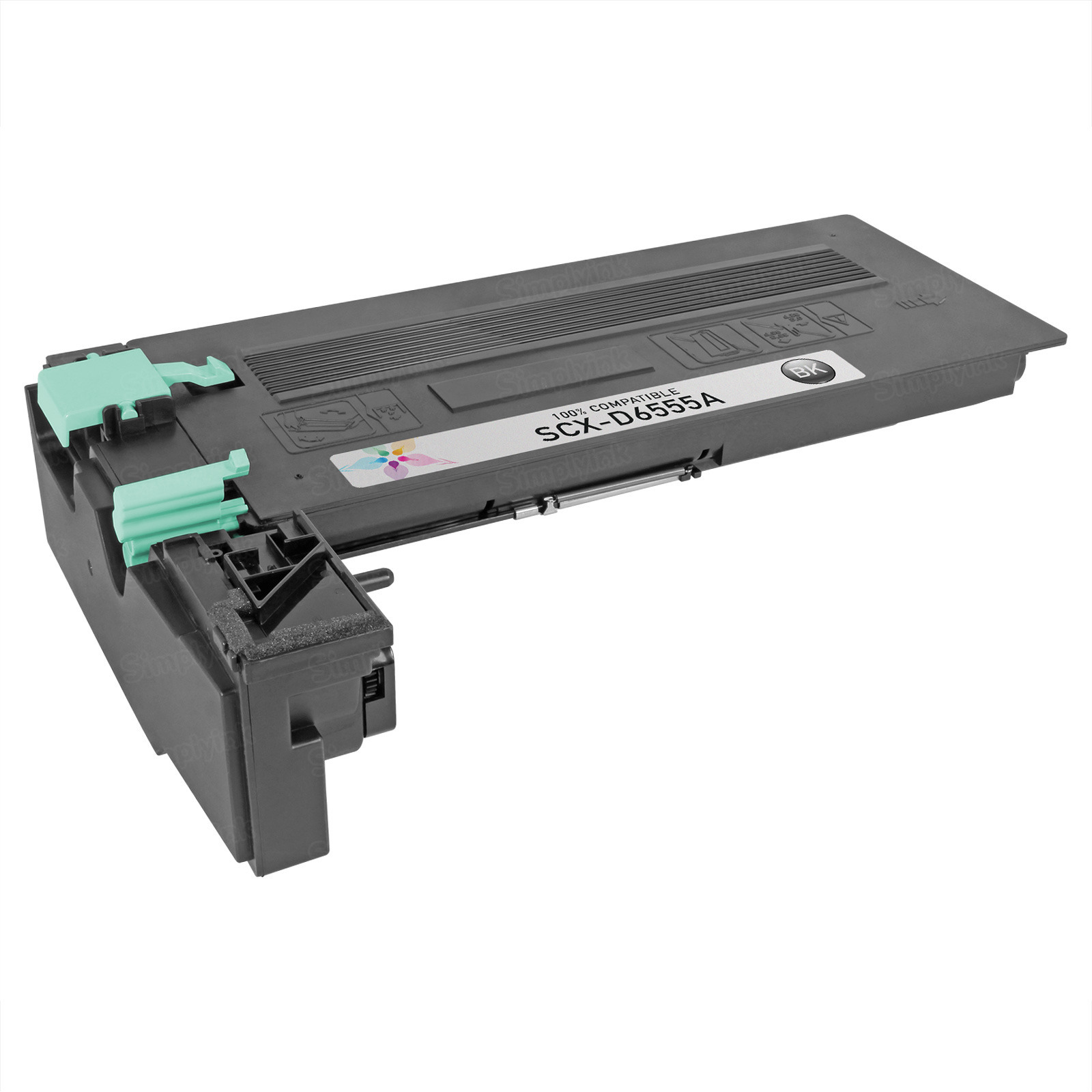 Compatible Black Toner for Samsung D6555A