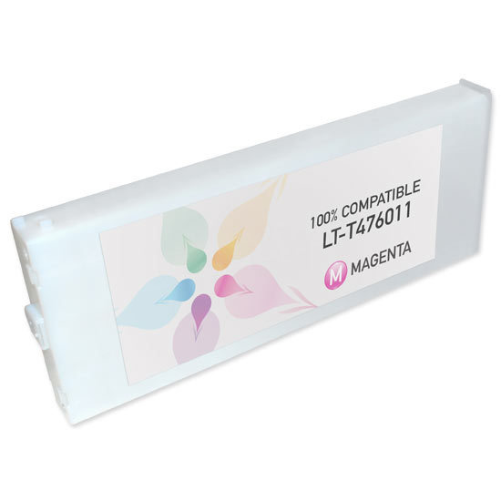 Epson Compatible T476011 Magenta Inkjet Cartridge for the Stylus Pro 7500/9500