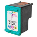 Remanufactured Replacement HY Tri-Color Ink for HP 75XL