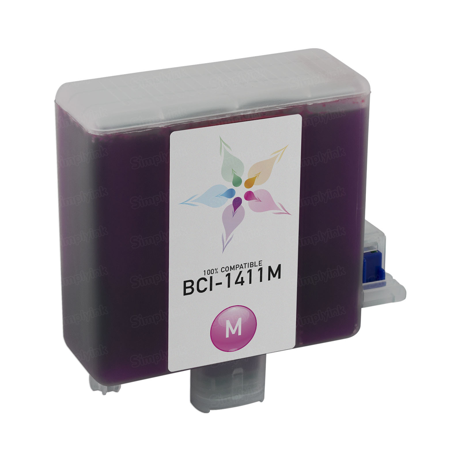 Canon Compatible BCI-1411M Magenta Ink for imagePROGRAF W7200 & W8200
