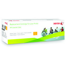 Xerox Premium Remanufactured Replacement Yellow Toner for the HP CF212A (131A) ?�� Made in the U.S.