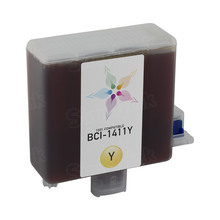 Compatible Canon BCI-1411Y Yellow Ink Cartridges for the imagePROGRAF W7200 & W8200