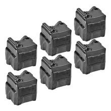 Compatible Xerox Set of 6 Black 108R00727 Solid Ink Blocks for the Phaser 8560