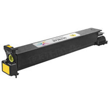 Compatible Konica-Minolta 8938-630 Yellow Laser Toner Cartridges for the MagiColor 7450