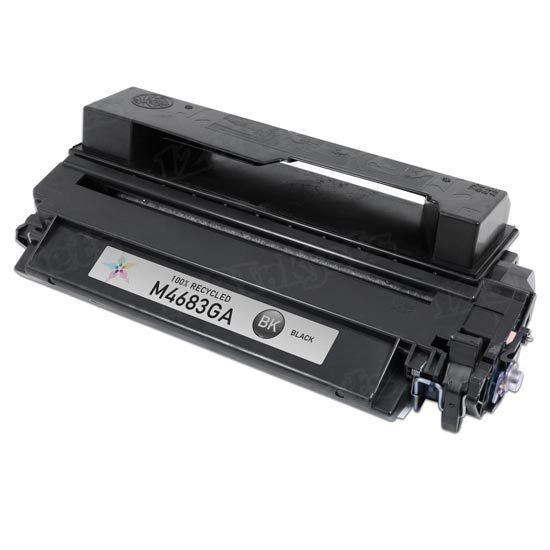 Remanufactured M4683GA Black Toner Cartridge for Apple