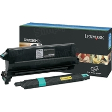 Lexmark OEM Black Laser Toner Cartridge, C9202KH (C920 Series) (15K Page Yield)