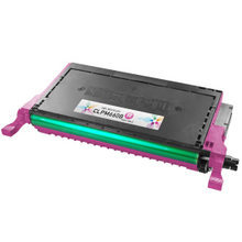 Remanufactured Replacements for Samsung CLP-M660B High Capacity Magenta Laser Toner Cartridges 5K Page Yield