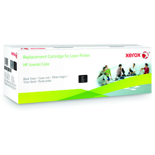 Xerox Remanufactured Black Laser Toner for Hewlett Packard CE260A