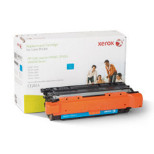 Xerox Premium Remanufactured Replacement Cyan Toner for the HP CE261A (647A) ?�� Made in the U.S.