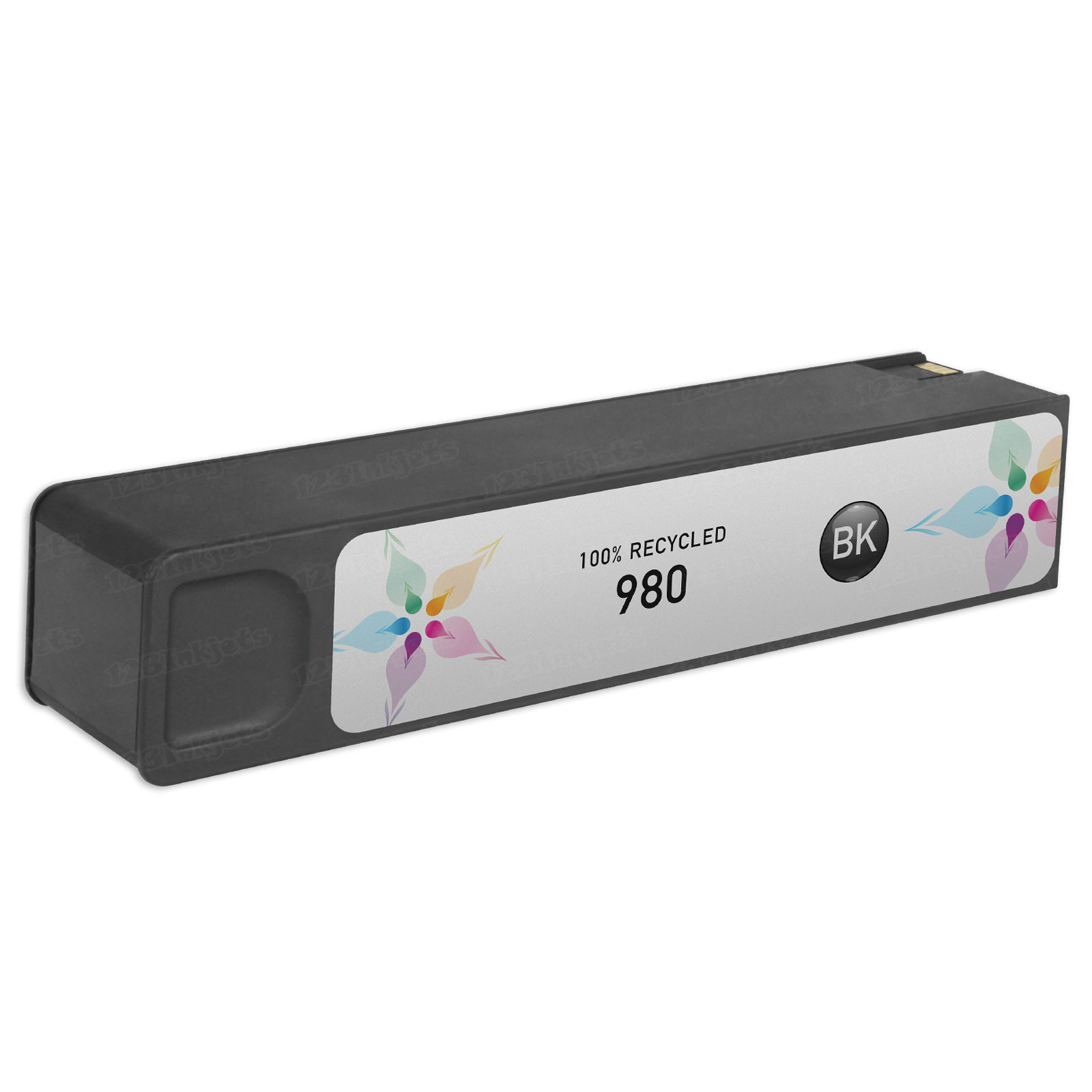 Remanufactured Replacement Black Ink for HP 980