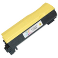 Kyocera Mita Compatible TK552 Yellow Toner Cartridge